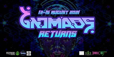 GNOMADS RETURNS tickets