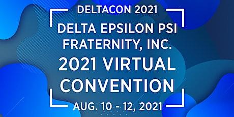 Delta Epsilon Psi   National Convention 2021 tickets