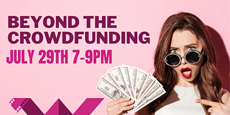 Beyond Crowd Funding tickets