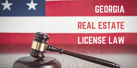 License Law for Agents and Brokers by Ming Richardson (in Person & Zoom) tickets