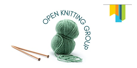 Knitting Group in the Library Garden tickets
