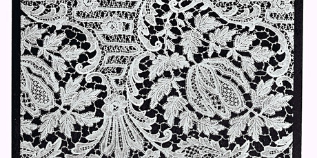 CANCELLED History of Nottinghamshire Lace-Online Course-Community Learning tickets