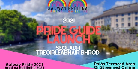Pride Guide Launch tickets