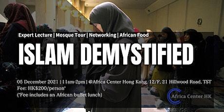 Islam Demystified tickets