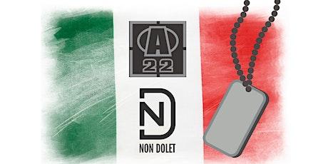 AD DECUS AD GLORIAM - 1^ Giornata dei Veterani Italiani biglietti