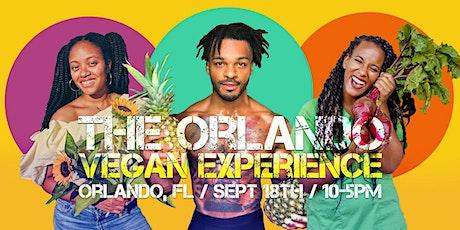 The Orlando Vegan Experience tickets