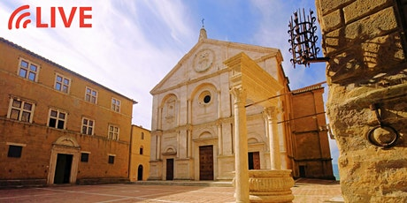 LIVE STREAM TOUR | Dr. Rocky in Pienza, Italy! tickets