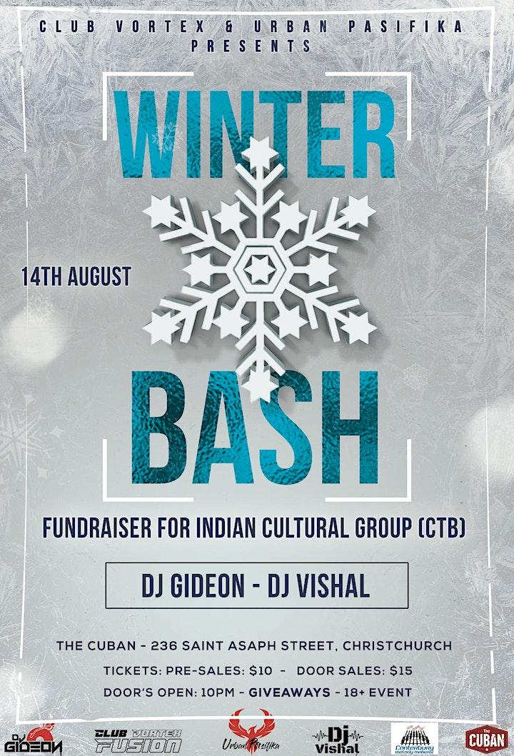 Winter Bash image