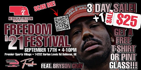 Freedom Festival '21 tickets