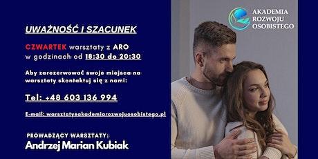 UWAŻNOŚĆ I SZACUNEK! tickets