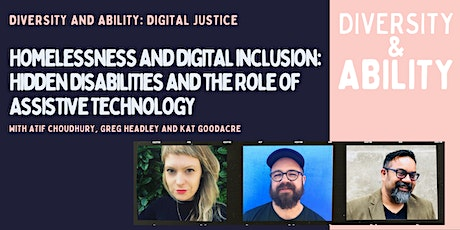 Hidden Disabilities and the Role of Assistive Technology tickets