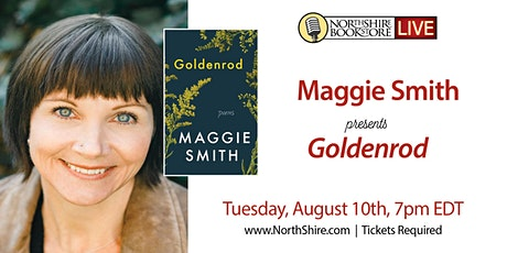 """Northshire Live: Maggie Smith """"Goldenrod"""" tickets"""