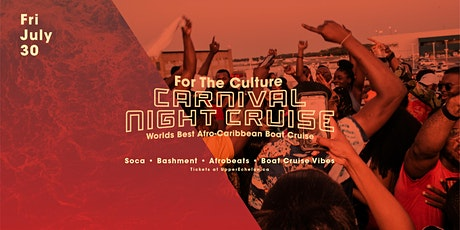 For The Culture | Carnival NIGHT Cruise tickets
