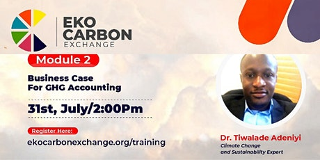 Introduction to Carbon Emission & Accounting tickets