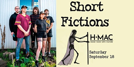 Short Fictions at The Harrisburg Midtown Arts Center tickets