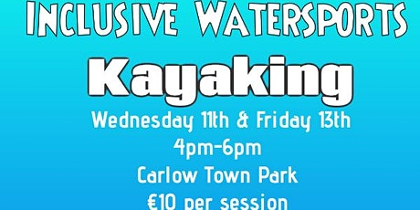 Inclusive Kayaking tickets