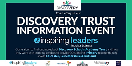 Discovery Trust Information Event tickets