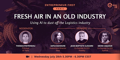 Fresh Air in an Old Industry: Using AI to Dust Off the Logistics Industry tickets