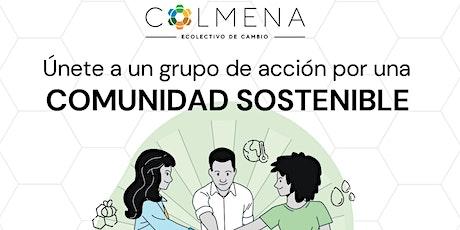 Sesión de arranque de grupos de acción por una comunidad sostenible entradas