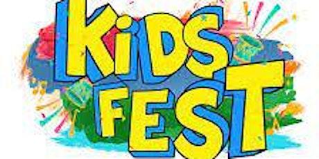Kidsfest tickets