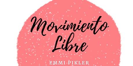 Movimiento Libre- Teoría de Emmi Pikler entradas
