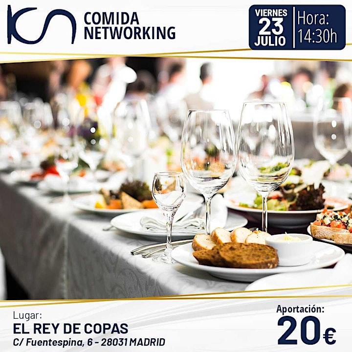Imagen de Eat & Meet Comida Empresarial y Networking 23 Jul