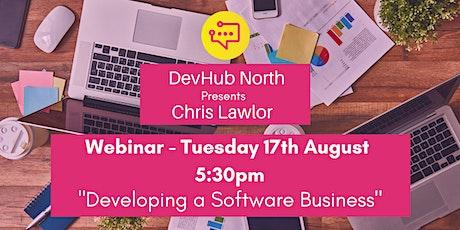 DevHub North - August Webinar tickets