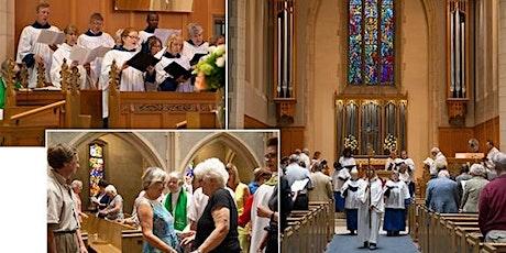 July 25th, 2021 - 8:00am Sunday Holy Eucharist Service tickets