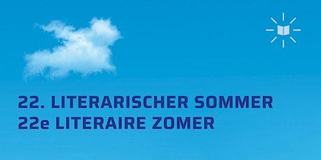 Literarischer Sommer met Rob van Essen en Christoph Peters tickets