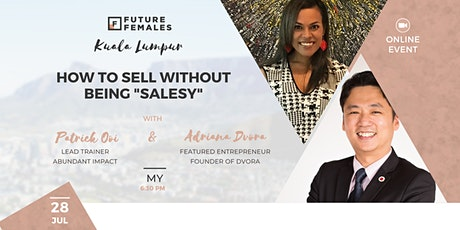 """How to Sell Without Being """"Salesy"""" 