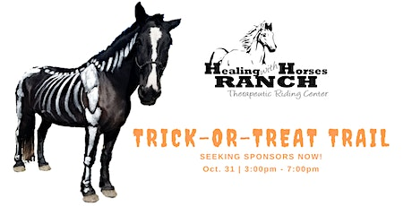 Trick or Treat Trail hosted by Healing with Horses Ranch tickets