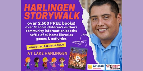 Harlingen Story Walk and FREE Book Distribution tickets