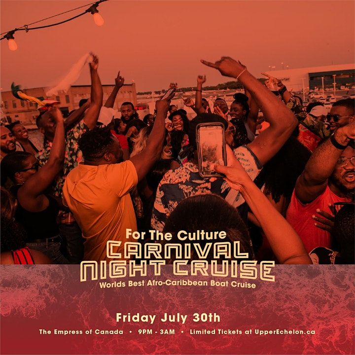 For The Culture | Carnival NIGHT Cruise image