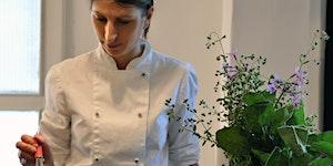 Silvia Cappellazo Chef | GOLOSAMENTE RAW