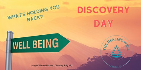 The Healing Well Discovery Day tickets