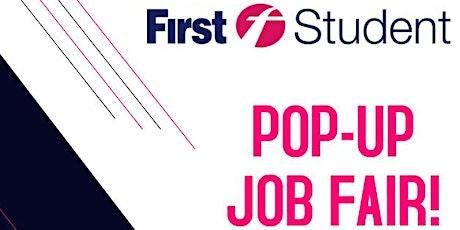 Pop-Up Job Fair for First Student Onteora tickets
