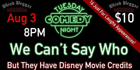 Comedy Tuesday Night Starring: ? tickets