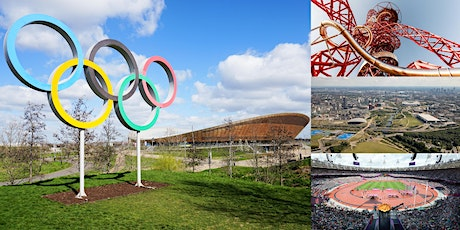 'London's Olympic Park: The Transformation of East London' Webinar tickets