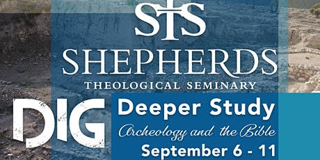 Archaeology and the Bible tickets