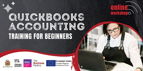 Quickbooks Accounting Training for Beginners – 9.30am tickets