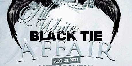 All White Black Tie Affair tickets