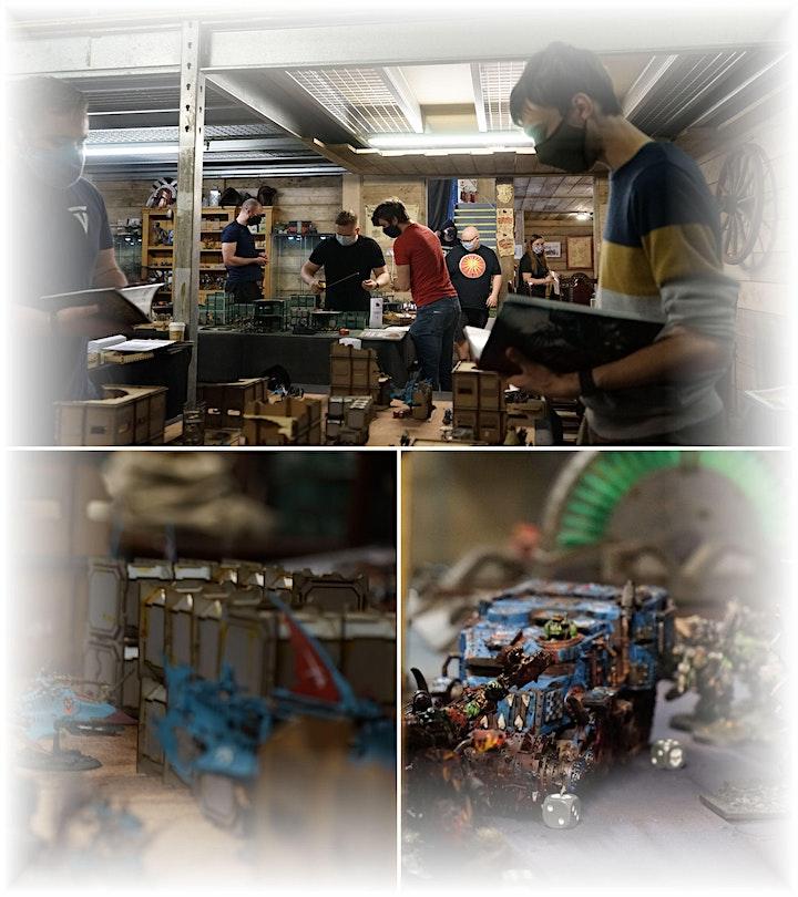 Warhammer 40,000 FactoruM GT July21 (32 players) image