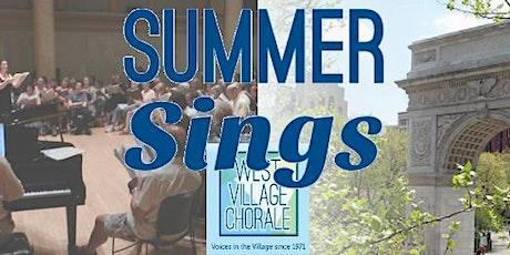 """WVC Summer Sing - Brahms' """"Ein Deutches Requiem"""" with Ryan James Brandau tickets"""