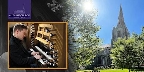 Celebration Organ Concert by Daniel Moult tickets