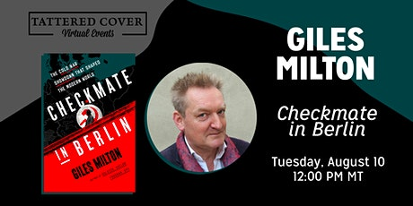 Live Stream with Giles Milton tickets