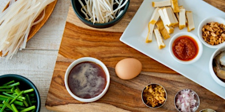 In-Person Class: Vegetarian Pad Thai (NYC) tickets