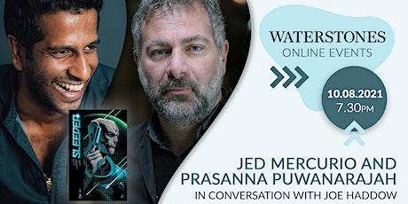 Jed Mercurio and Prasanna Puwanarajah in conversation with Joe Haddow tickets