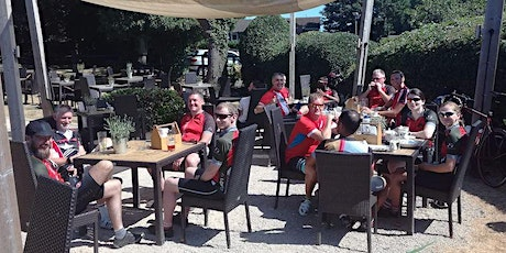 Sunday Club Ride, 57 miles, 15mph pace 'Kenilworth' tickets