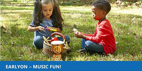 EarlyON - Music Fun! tickets