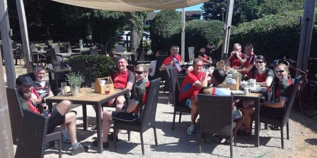 Sunday Club Ride, 57 miles, 13/14 mph pace 'Kenilworth' tickets